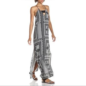 Finders Keepers Midnight Maxi Dress